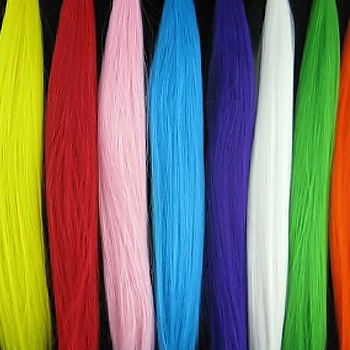 Masterbatches for synthetic fibers